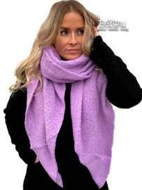 Sjaal Kate Lila