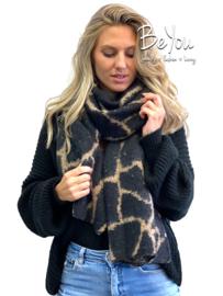 Sjaal Lotte Zwart