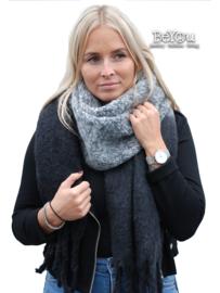 Sjaal Jen Zwart