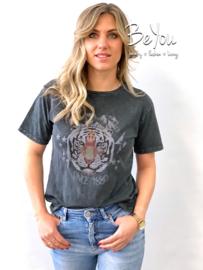 T-Shirt Roar Grijs