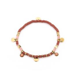 Armband Dora Roze