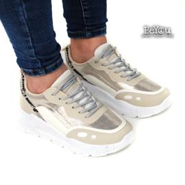 Chunky Sneaker Billy Ecru