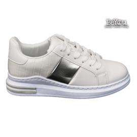 Sneaker Amber Zilver