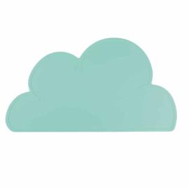 Placemat - Cloud - Mint