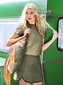 Melissimo Shirt Army Green