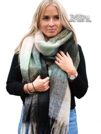 Sjaal Hope Zwart