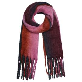 Sjaal Mare Roze