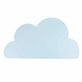 Placemat - Cloud - Lichtblauw