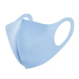 Wasbaar Sport Mondkapje Blauw