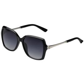 Zonnebril Bibi Zwart Zilver