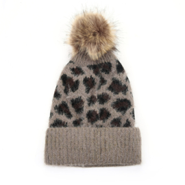 Beenie Panter Taupe