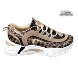 Chunky Sneaker Mika Ecru