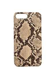 iPhone Cover Snake Ecru
