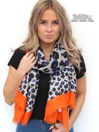 Sjaal Jackie Oranje
