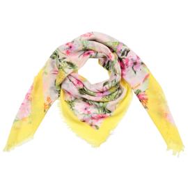 Sjaal Amber Geel