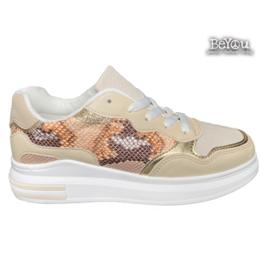 Sneaker Noor Ecru