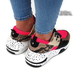 Chunky Sneaker Rea Roze