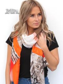Sjaal Maud Oranje