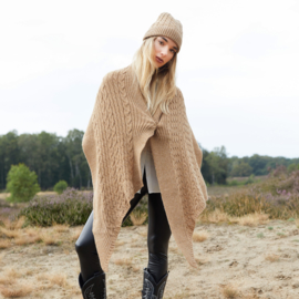 Sjaal Maggie Taupe