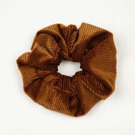Scrunchie Rib Bruin