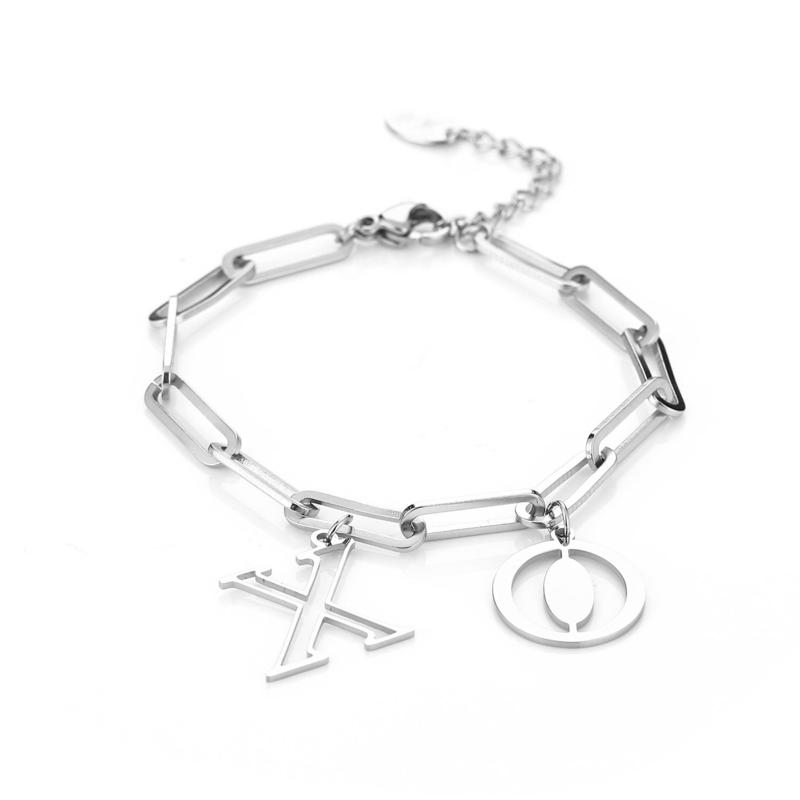 Armband XO Zilver