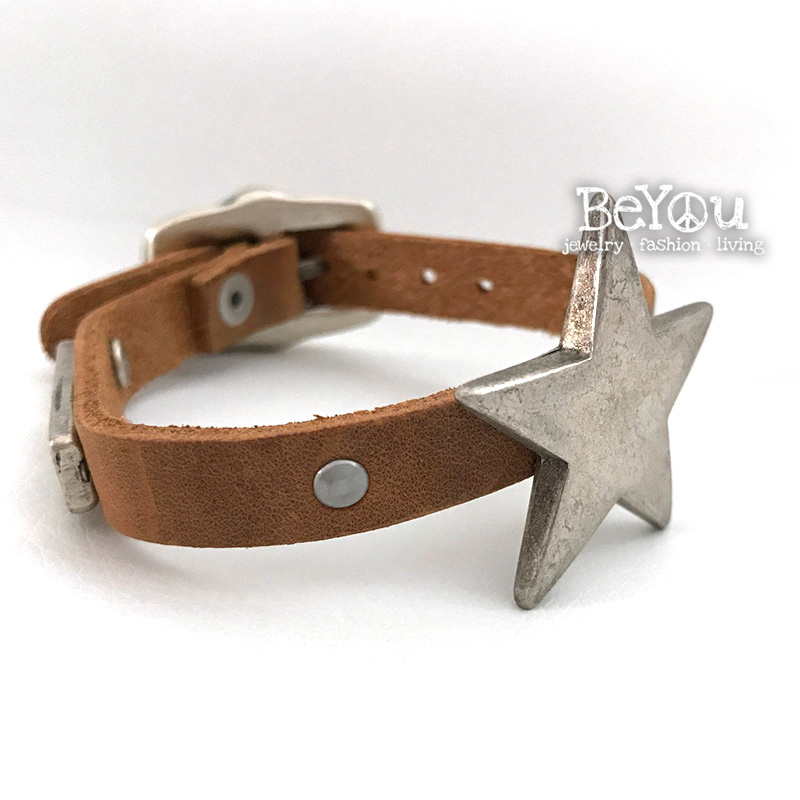Rove Bracelet Star Brown