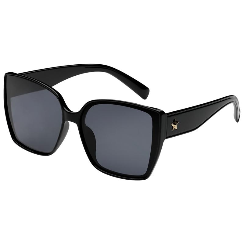 Zonnebril Ster Zwart