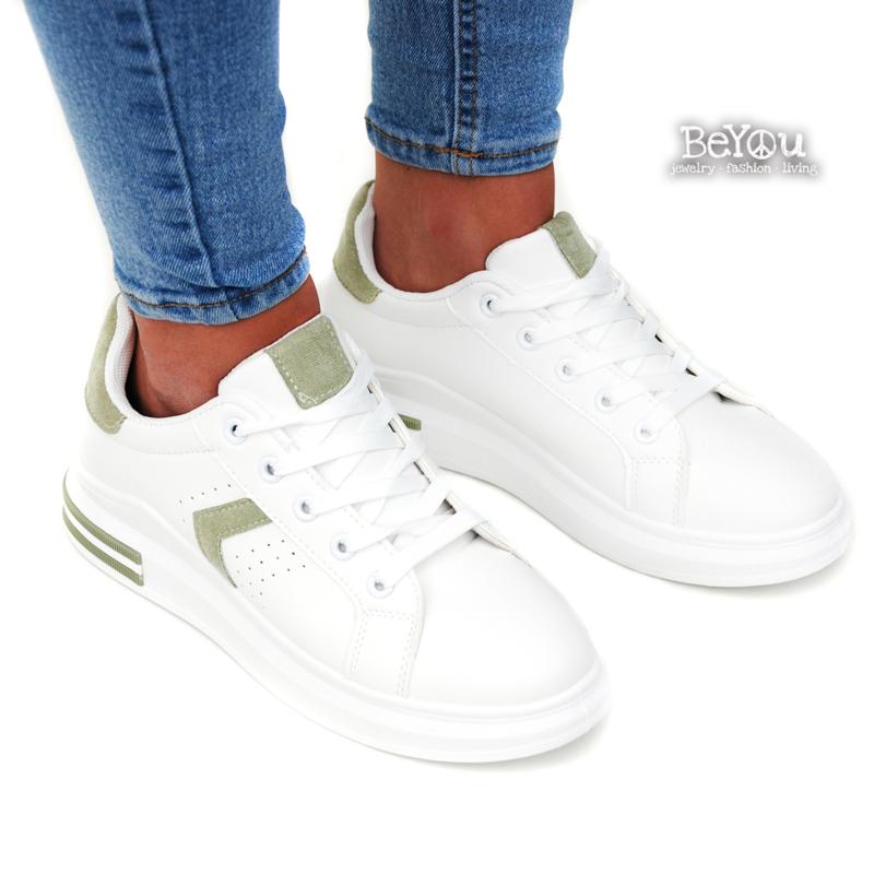 Sneaker Saar Groen