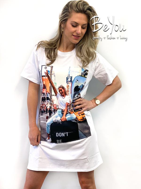 Big Shirt New York Wit