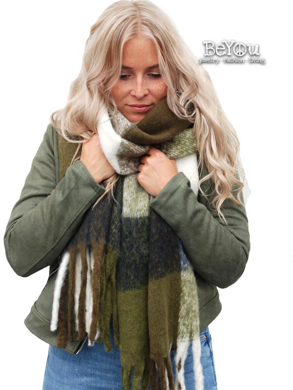 Sjaal Mare Groen