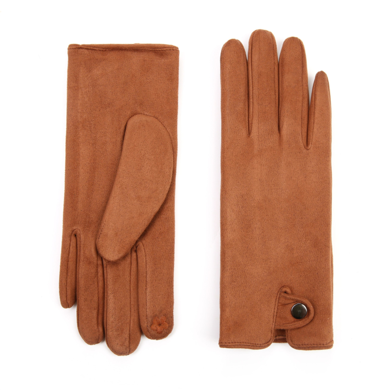 Handschoen Nika Cognac