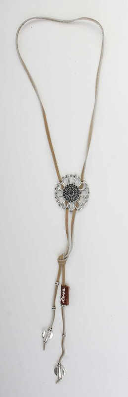 Rove Necklace Taupe