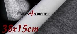 Strijklijm voor velcro en patches (35x15cm) (P4A579)