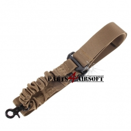 Bungee Sling Single Point - Khaki (P4A409)