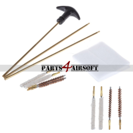 Cleaning Rod voor Airsoft Replica's - XL set (P4A783)