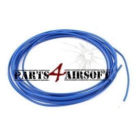 Stroomdraad 16awg - 1meter - Blauw (P4A673)