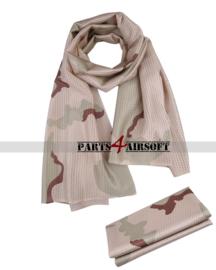 Scarf / Facewrap Mesh - Desert 3 Color (P4A845)