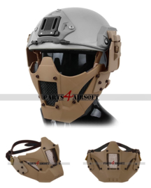 Facemasks (mesh) / Face protection