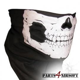 Facemask Gezichtsmasker Skull (P4A332)