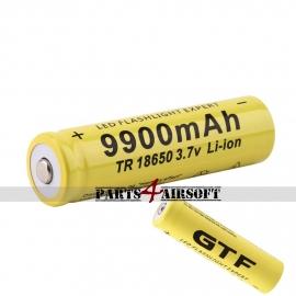 Oplaadbare Batterij 18650 - 3,7V - 9800mAh (P4A776)