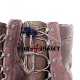 Schoen veter klemmen - 2st (P4A382)