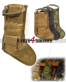 Tactical Christmas Stocking / Kerst sok - Khaki (P4A1015)