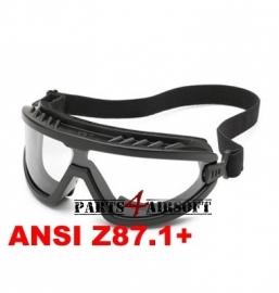 Veiligheids Goggles - Clear / Anti-Fog - Z87.1 (P4A671)