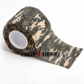 Camouflage band 4,5cmx5m - ACU (P4A217)