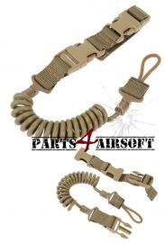 Tactical Pistol Sling - Tan (P4A730)