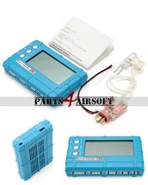 Lipo Balancer / Discharger - 2s-6s cell (P4A764)