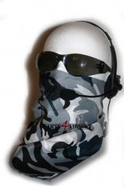 Face Wrap Camouflage - Urban BDU (P4A428)