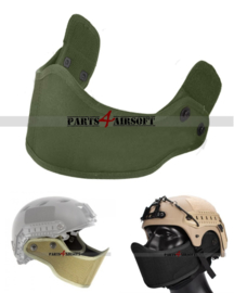 Helmet Faceprotection - Olive Drab [Emerson] (P4A1021)