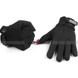 Handschoen met vingers - Zwart (P4A863)