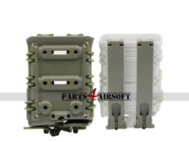 Plate Carrier Magazine Pouch -  7.62 - Olive Drab (P4A1030)